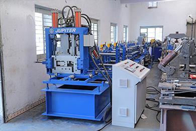 Jupiter Roll Forming Machine Manufacturing